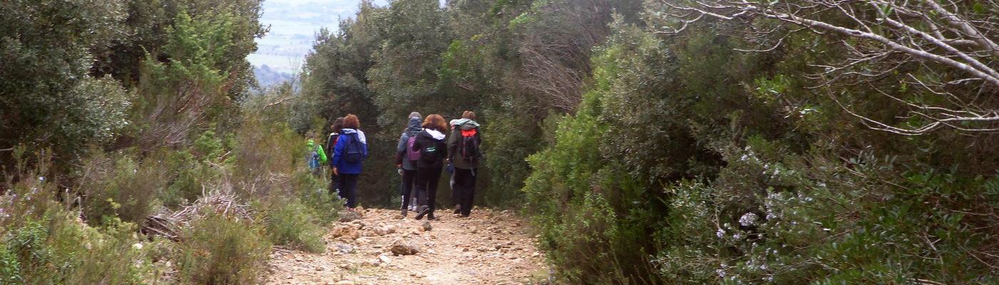Trekking Argentario
